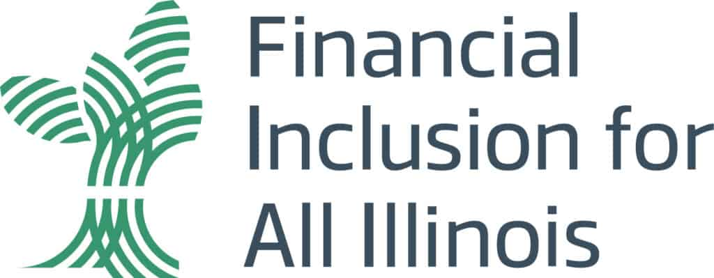 Financial Inclusion for All Illinois logo